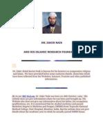 Zakir Naik realilty--who is Zakir naik,