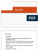 Blood Histology