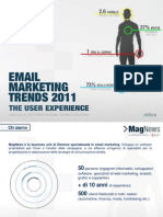 MagNews Email Marketing Trends 2011 Report