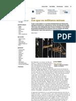 Revista VEJA _ Edição 2036 _ 28 de novembro de 2007