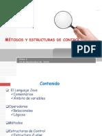 Metodos y Estructuras de Control