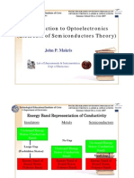 Introduction to Op to Electronics JPMakris I