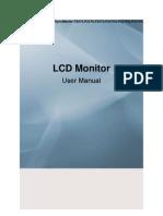 Samsung P2370 Monitor ENG