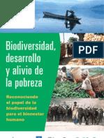 Biodiversidad_desarrollo_alivio de La Pobreza