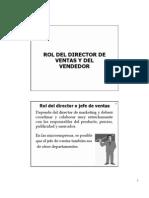 Rol Del Director y Vended Ores