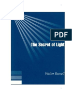 Walter Russell - The Secret of Light