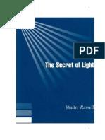 Walter Russell - The Secret of Light