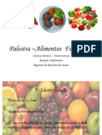 Palestra Alimentos Funcionais