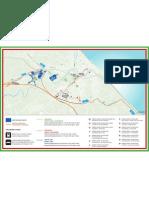 Mappa parcheggi e bus navetta Festa Democratica Nazionale Pesaro 2011