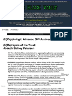 Betrayers of the Trust Joseph Sidney Peterson