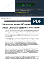 From Librarians to Leadership