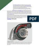 Turbocharger Dan Supercharger Adalah Perangkat Terpisah Pada Mesin Yang Berguna Untuk Meningkatkan Pasokan Udara Yang Dibutuhkan Oleh Mesin Dalam Proses Pembakaran