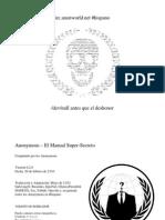 Anonymous - El Manual Super-Secreto - 0.2.0 - ES