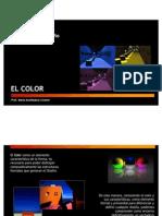 Unidad 3. Tema 2. El Color