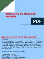 Brigadas de Rescate Minerotacaza