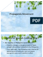 Propaganda Movement (1)