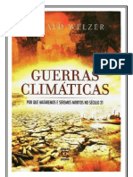 Guerras Climatic As - Harald Welzer