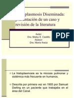 presentacion de histoplasmosis