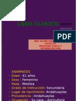 CASO CLINICO RADIOLOGIA