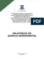 RELATÓRIOS DE EXPERIMENTAL
