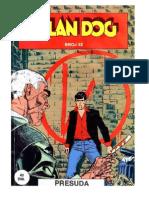 Dylan Dog - 52 Presuda