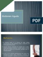 1 Abdomen Agudo - Eduardo Alvarez
