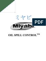 Dispersant in Oil Spreading