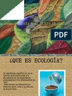Ecologia Act. 1