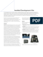 Embedded Development Overview