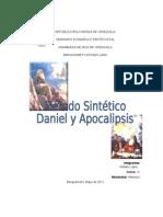MÉTODO SINTÉTICO DANIEL Y APOCALIPSIS