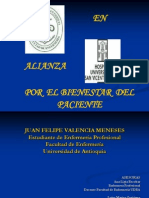 Presentación PROYECTO PARTICIPACIÓN DEL PROFESIONAL D ENFERMERIA EN ADICCIONES