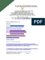 Publicaciones Revista de  Bioética Rayo de Luz.
