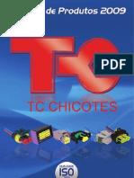 Tc Chicotes Catalogo 2009