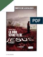 La Vida Secreta de Jesus