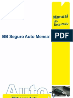Manual Do Segurado BB Seguro Auto