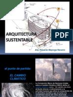 Principios de Arquitectura Sustentable