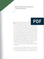 Aznar Melancolia Las Fiestas Galantes de Watteau