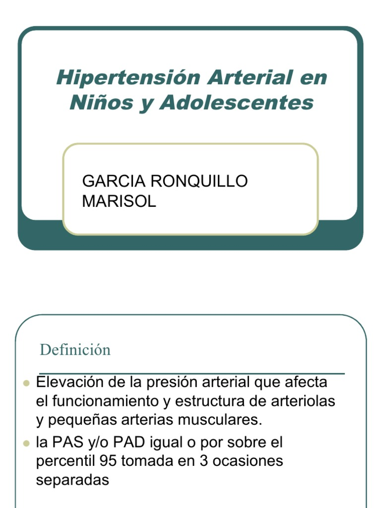 métodos eficientes con tratamiento para la hipertensión pulmonar