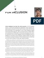 Vivien Maidaborn – Action for Inclusion