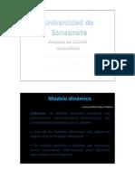 3. Ecuaciones Diferenciales y Dinamica