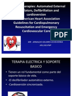 RCP 2010 ELECTROTERAPIA