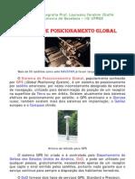 Sistema de Posicionamento Global