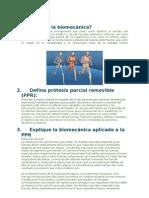 Protesis Parial Removible de Cromo Cobalto