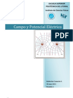 2. Campo y Potencial Electrico