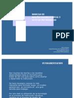 Modelo Instruccional Para Planicaciones de Clases