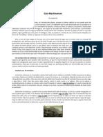 Guía Machinarium Por Crymist