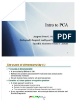 Intro to PCA