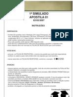 Apostila ENEM Formação Solidária 01