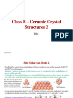 Ceramid Crystal Structures P2