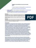 RECUBRIMIENTO PULPAR DIRECTO CON HIDRÓXIDO DE CALCIO EN MOLARES PRIMARIOS